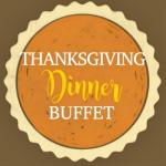 Thanksgiving Day Dinner @ Lone Tree