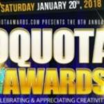 9QUOTA ART AND MUSIC AWARDS