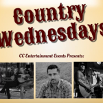 Country Music Live Every Wednesday at Vic Stewart's