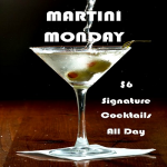 Martini Monday @ Smith Landing!