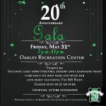 Celebrate Oakley's 20th Anniversary Gala
