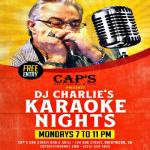D J Charlie's Karaoke Nights