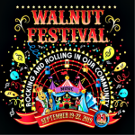 83rd Annual Walnut Festival Sept 19 - 22