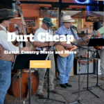 MUSIC BY THE GREEN FEATURING THE DURT CHEAP BAND