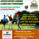 Antioch Sports Legends Alumni Golf Tournament