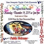 SJYC Lighted Boat Parade