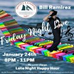 Friday Night Live with Bill Ramirez