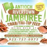 Rivertown Jamboree Crab/Tri-Tip Feed