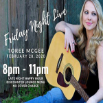 Friday Night Live with Toree McGee
