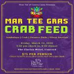 MAR TEE GRAS CRAB FEED
