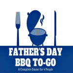 Father's Day BBQ To-Go