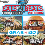 Eats & Beats a Food Trucks event, Pittsburg