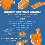 "Monday Night Football ""To-Go"" Bundle"