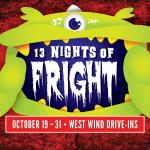 13 Nights of Fright!