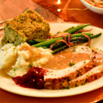 Flemings In-Restaurant Thanksgiving Experience