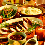 Fleming's In-Home Thanksgiving Experience