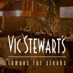 Thanksgiving Day Dining @ Vic Stewart