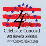 Concord 4th of July Celebration & Fireworks Show!