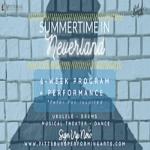 Summertime in Neverland