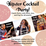 Hipster Cocktail Party with Dr. D Lite