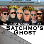 Satchmo's Ghost