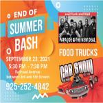 End Of Summer Bash & Car Show