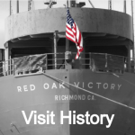 SS Red Oak Victory Tours