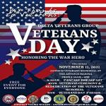 Veterans Day Parade-Antioch