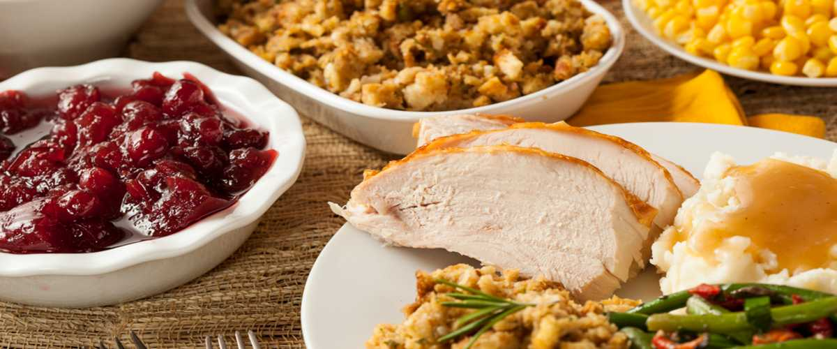 8 Tasty Thanksgiving Day Dinner Options